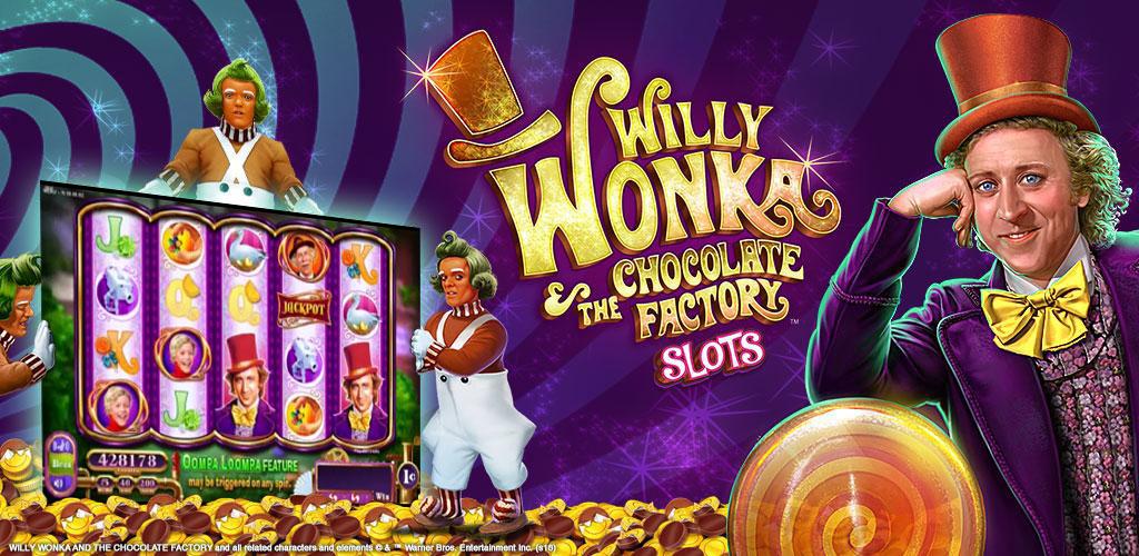 Grandioso Slot Willy Wonka